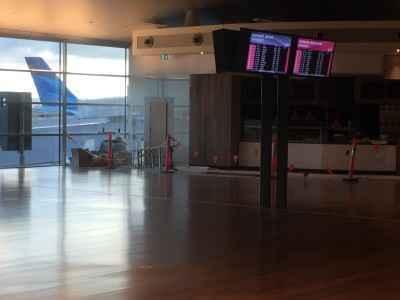 Virgin Terminal Perth International Airport